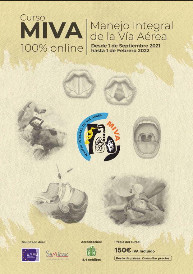 Cartel curso Online